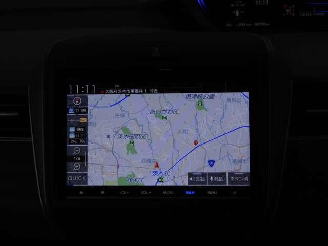 ハイブリッドG・ホンダセンシング デモカー 9インチナビ フルセグ ETC リアカメラ 衝突被害軽減ブレーキ 両側電動スライドドア LED 純正15インチAW シートヒーター(3枚目)