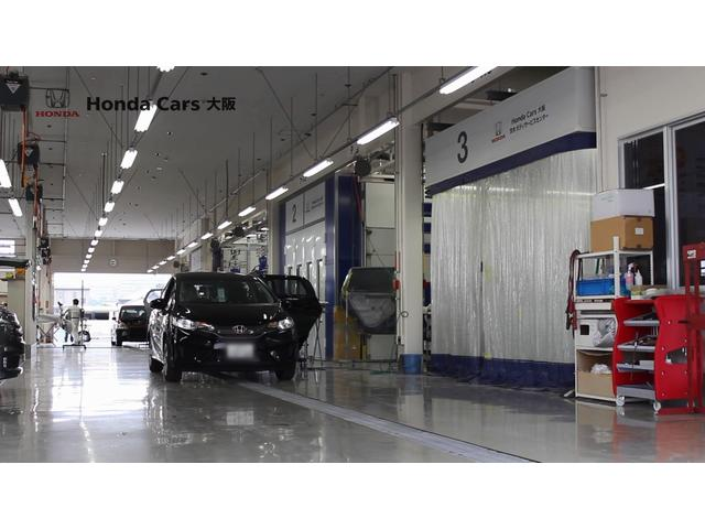 ハイブリッドG・ホンダセンシング デモカー 9インチナビ フルセグ ETC リアカメラ 衝突被害軽減ブレーキ 両側電動スライドドア LED 純正15インチAW シートヒーター(29枚目)