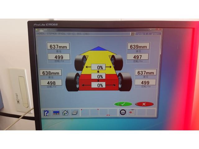 ハイブリッドG・ホンダセンシング デモカー 9インチナビ フルセグ ETC リアカメラ 衝突被害軽減ブレーキ 両側電動スライドドア LED 純正15インチAW シートヒーター(44枚目)