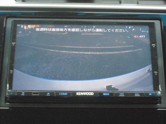 苦手な車庫入れをサポートするバックカメラ装備で魅力的♪Rレンジで自動的にナビ画面に画像が映し出されるので安心です!