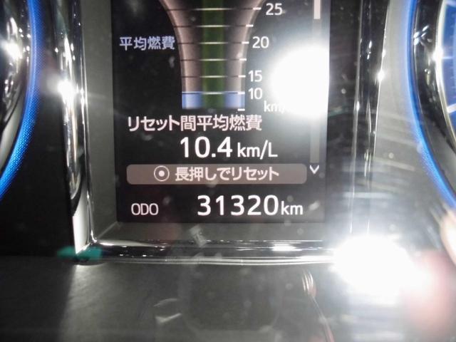 ハイブリッド Gパッケージ・プレミアムブラック SDナビ(8枚目)