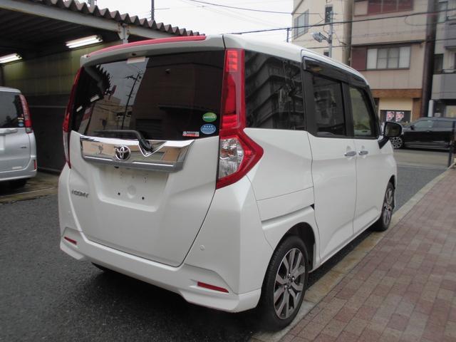 「トヨタ」「ルーミー」「ミニバン・ワンボックス」「大阪府」の中古車3