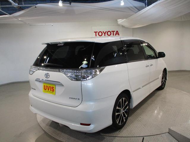 「トヨタ」「エスティマ」「ミニバン・ワンボックス」「大阪府」の中古車4