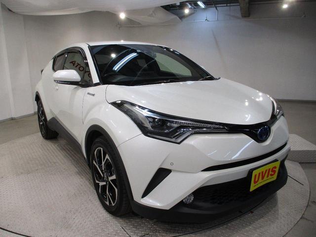 「トヨタ」「C-HR」「SUV・クロカン」「大阪府」の中古車4