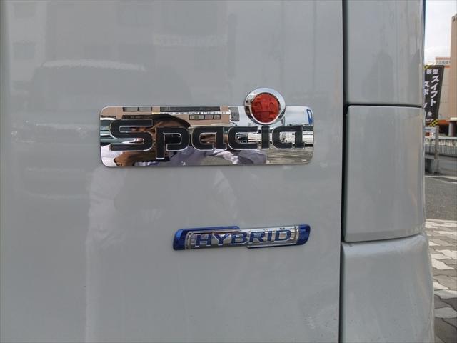 スズキ スペーシア ハイブリッドG 軽自動車 届出済未使用車 スズキ保証