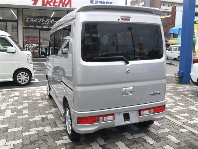 「スズキ」「エブリイワゴン」「コンパクトカー」「大阪府」の中古車16