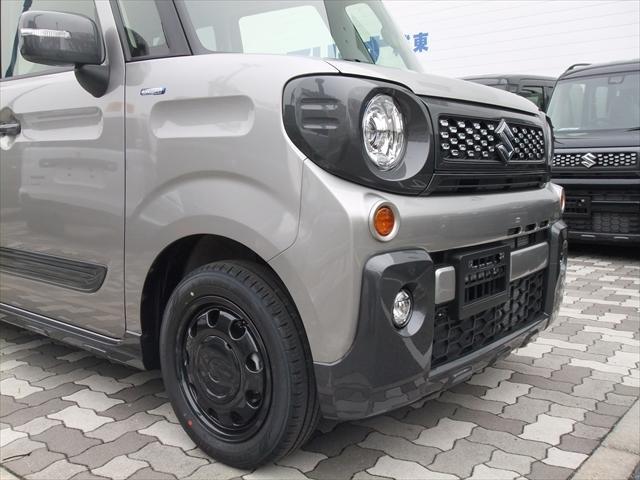 ハイブリッドXZ 軽自動車 デュアルブレーキ スズキ保証付(5枚目)