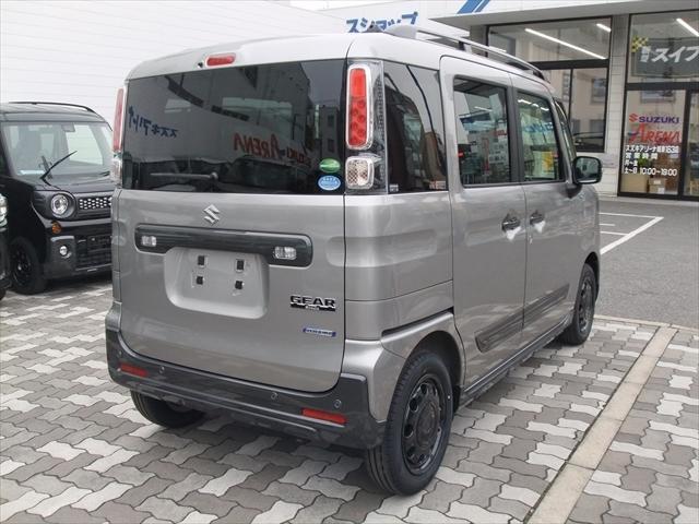 ハイブリッドXZ 軽自動車 デュアルブレーキ スズキ保証付(16枚目)