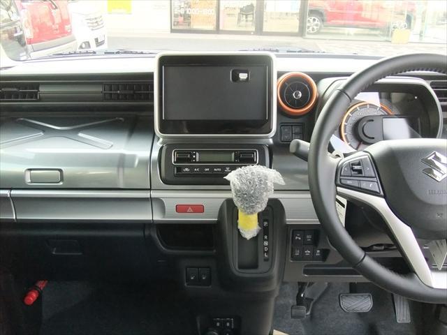 ハイブリッドXZ 2トーンルーフ 全方位モニター 2型 セーフティサポート 軽自動車 両側パワースライドドア(9枚目)