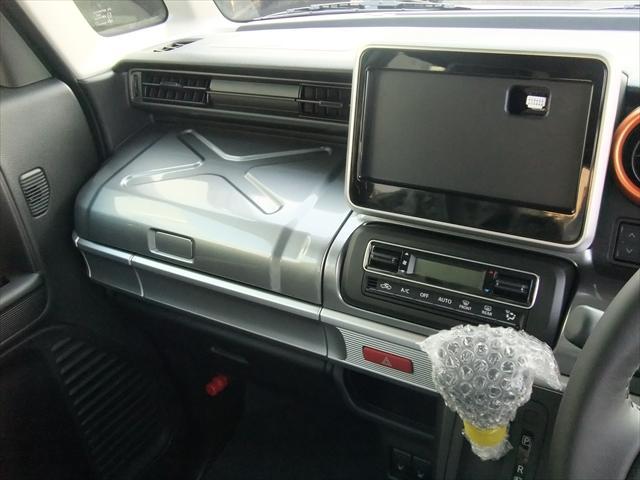 ハイブリッドXZ 2トーンルーフ 全方位モニター 2型 セーフティサポート 軽自動車 両側パワースライドドア(10枚目)