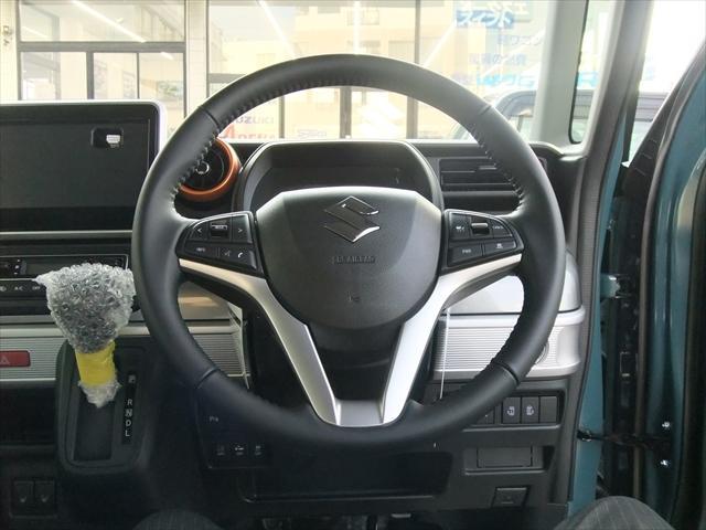 ハイブリッドXZ 2トーンルーフ 全方位モニター 2型 セーフティサポート 軽自動車 両側パワースライドドア(11枚目)