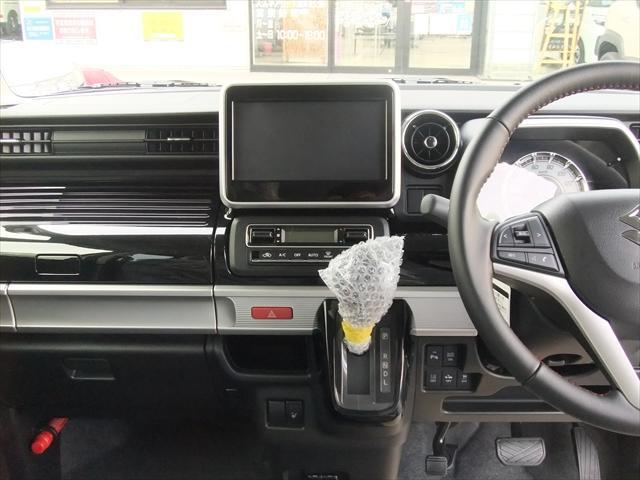 ハイブリッドXS スズキ5年保証 2型 セーフティサポート 軽自動車 両側パワースライドドア(9枚目)
