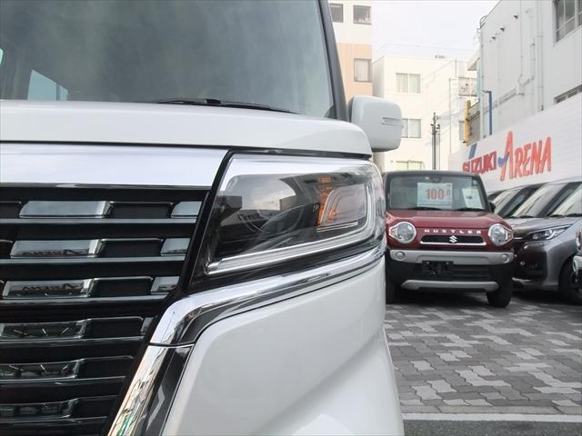 ハイブリッドXS スズキ5年保証 2型 セーフティサポート 軽自動車 両側パワースライドドア(24枚目)