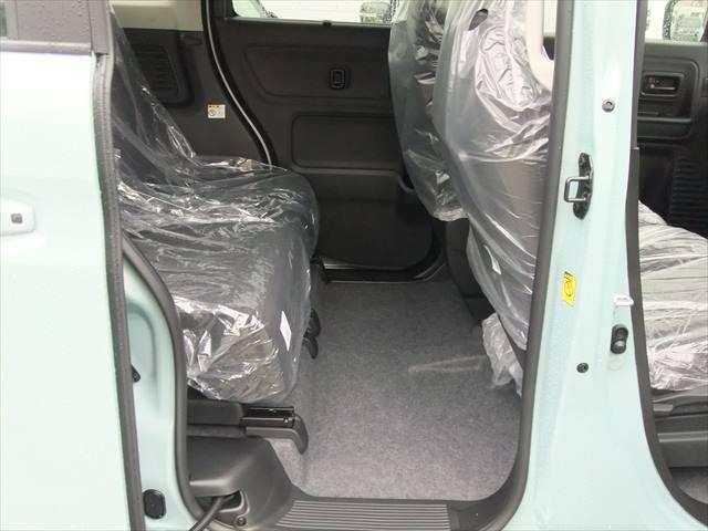 ハイブリッドX スズキ5年保証付 2型 セーフティサポート 軽自動車(8枚目)