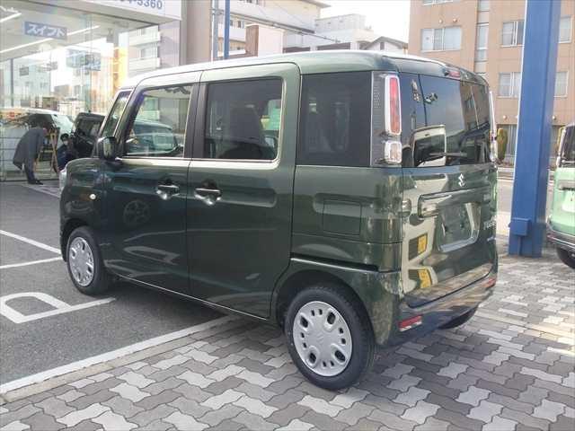 ハイブリッドG スズキ5年保証付 2型 軽自動車(19枚目)
