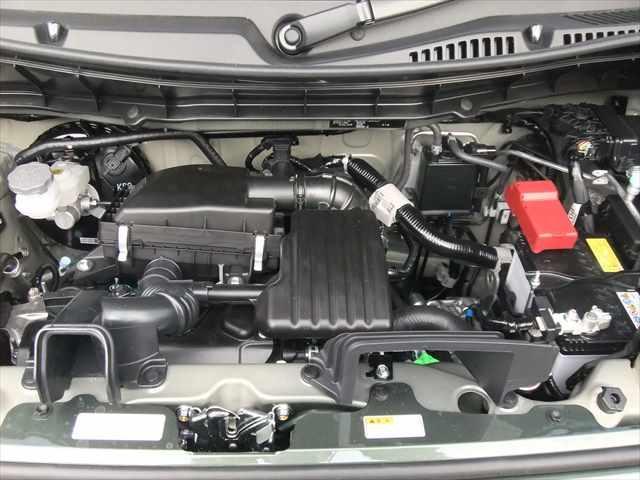 ハイブリッドG スズキ5年保証付 2型 軽自動車(25枚目)