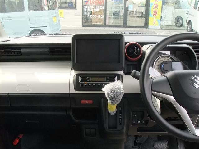 ハイブリッドG スズキ5年保証付 2型 セーフティサポート 軽自動車(9枚目)
