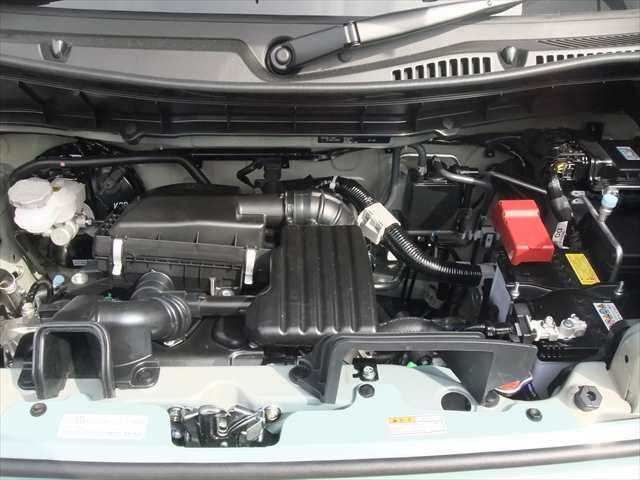 ハイブリッドG スズキ5年保証付 2型 セーフティサポート 軽自動車(26枚目)