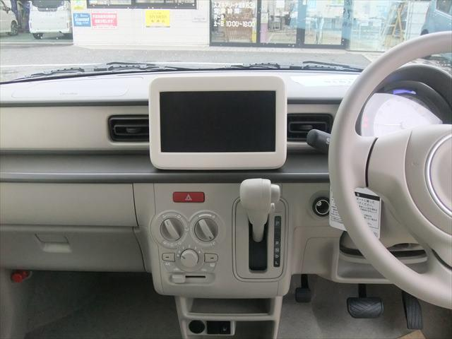G スズキ5年保証付 3型 セーフティサポート 軽自動車(9枚目)