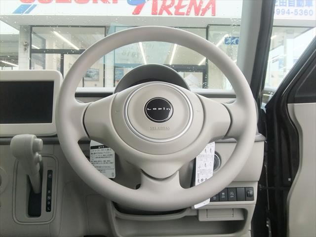 G スズキ5年保証付 3型 セーフティサポート 軽自動車(11枚目)