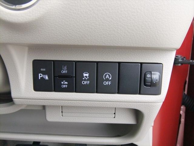 L スズキ保証付 2型 セーフティサポート 禁煙車 軽自動車(12枚目)