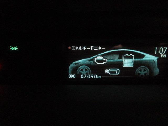 S フルセグ メモリーナビ DVD再生 バックカメラ ETC HIDヘッドライト ワンオーナー(13枚目)