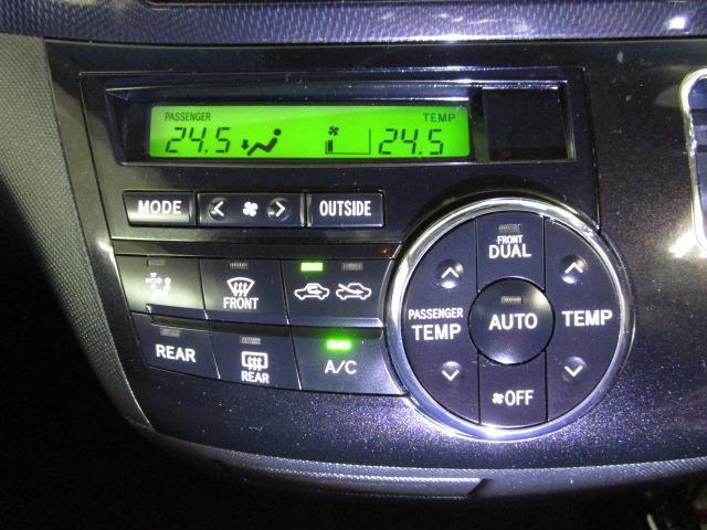 アエラス フルセグ HDDナビ DVD再生 バックカメラ ETC 両側電動スライド HIDヘッドライト ウオークスルー 乗車定員8人 3列シート ワンオーナー(15枚目)