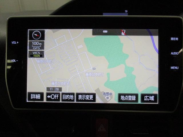 ハイブリッドGi フルセグ メモリーナビ DVD再生 バックカメラ 衝突被害軽減システム ETC 両側電動スライド LEDヘッドランプ 乗車定員7人 3列シート ワンオーナー(17枚目)