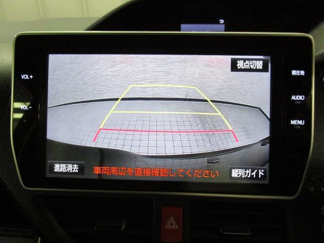 ハイブリッドGi フルセグ メモリーナビ DVD再生 バックカメラ 衝突被害軽減システム ETC 両側電動スライド LEDヘッドランプ 乗車定員7人 3列シート ワンオーナー(18枚目)
