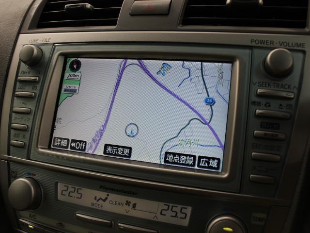 G ディグニスエディション 革シート メーカーHDDナビ ETC シートヒーター HIDヘッドライト(10枚目)