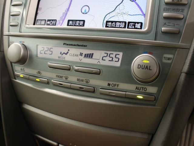 G ディグニスエディション 革シート メーカーHDDナビ ETC シートヒーター HIDヘッドライト(17枚目)