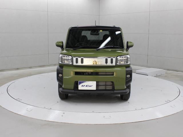 G 届出済未使用車 サンルーフ 衝突被害軽減システム シートヒーター LEDヘッドランプ アイドリングストップ(6枚目)