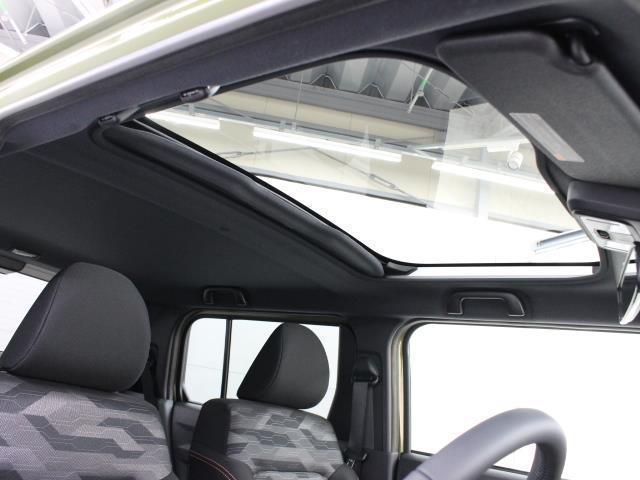 G 届出済未使用車 サンルーフ 衝突被害軽減システム シートヒーター LEDヘッドランプ アイドリングストップ(16枚目)