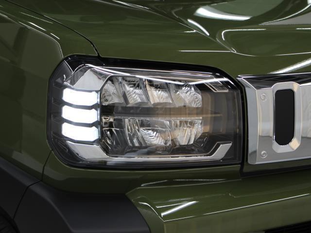 G 届出済未使用車 サンルーフ 衝突被害軽減システム シートヒーター LEDヘッドランプ アイドリングストップ(17枚目)