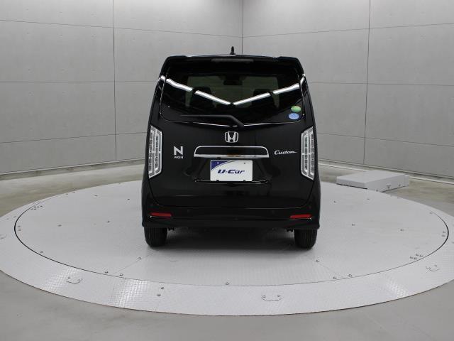Lホンダセンシング 届出済未使用車 衝突被害軽減システム ETC シートヒーター LEDヘッドランプ(4枚目)