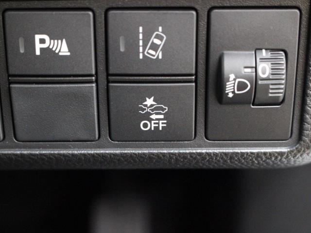 Lホンダセンシング 届出済未使用車 衝突被害軽減システム ETC シートヒーター LEDヘッドランプ(12枚目)