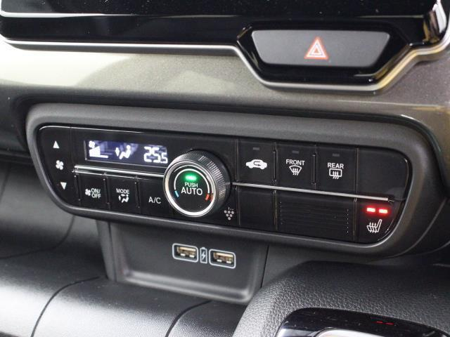 Lホンダセンシング 届出済未使用車 衝突被害軽減システム ETC シートヒーター LEDヘッドランプ(16枚目)