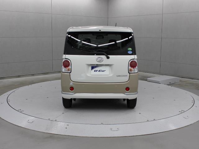 Xメイクアップ SAIII 届出済未使用車 スマートキー 両側電動スライドドア 衝突被害軽減システム(4枚目)