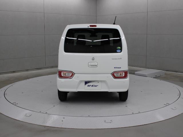 ハイブリッドFX セーフティサポート 届出済未使用車 シートヒーター スマートキー(4枚目)