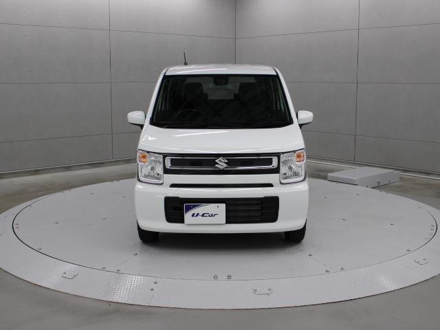 ハイブリッドFX セーフティサポート 届出済未使用車 シートヒーター スマートキー(7枚目)