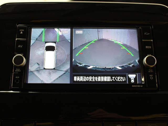 ハイウェイスターV フルセグ SDナビ DVD再生 ミュージックプレイヤー接続可 バックカメラ 衝突被害軽減システム ETC 両側電動スライド LEDヘッドランプ 乗車定員8人 3列シート ワンオーナー(12枚目)