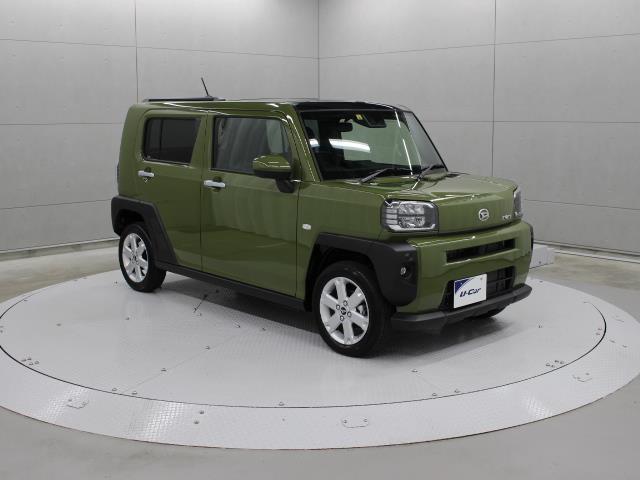 G サンルーフ 4WD 衝突被害軽減システム シートヒーター LEDヘッドランプ アイドリングストップ(6枚目)