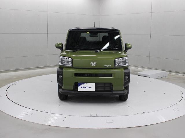 G サンルーフ 4WD 衝突被害軽減システム シートヒーター LEDヘッドランプ アイドリングストップ(7枚目)