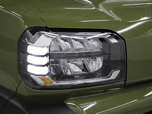 G サンルーフ 4WD 衝突被害軽減システム シートヒーター LEDヘッドランプ アイドリングストップ(18枚目)