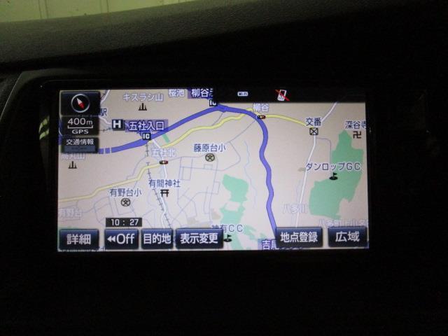 プラタナ フルセグ メモリーナビ DVD再生 バックカメラ ETC 電動スライドドア HIDヘッドライト 乗車定員7人 3列シート(9枚目)