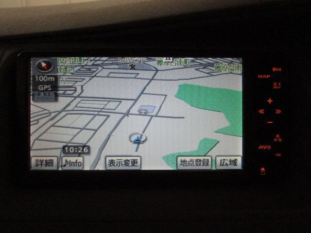 プラタナリミテッド ワンセグ HDDナビ DVD再生 バックカメラ ETC 両側電動スライド HIDヘッドライト ウオークスルー 乗車定員7人 3列シート ワンオーナー(13枚目)