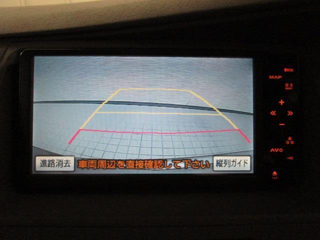 プラタナリミテッド ワンセグ HDDナビ DVD再生 バックカメラ ETC 両側電動スライド HIDヘッドライト ウオークスルー 乗車定員7人 3列シート ワンオーナー(14枚目)