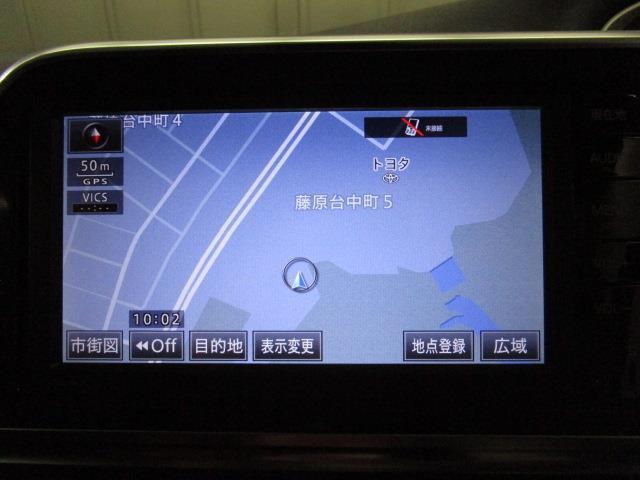ハイブリッドG ワンセグ メモリーナビ バックカメラ 衝突被害軽減システム ETC 両側電動スライド 乗車定員7人 3列シート ワンオーナー(19枚目)
