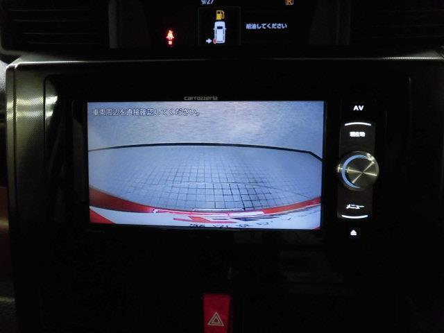 ダイハツ トール G SAII ワンセグナビ CD DVD再生 バックカメラ