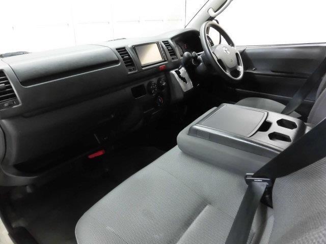 トヨタ レジアスエースバン DX メモリーナビ ワンセグ バックカメラ ETC キーレス